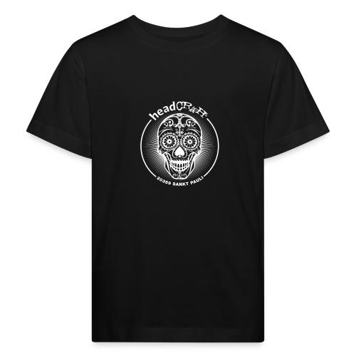 hC_star_white - Kinder Bio-T-Shirt