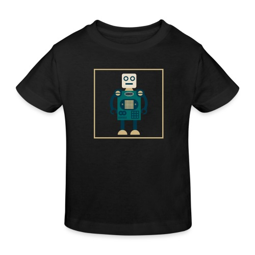 gROBOT One - Maglietta ecologica per bambini