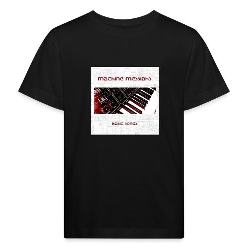 basic songs - Kids' Organic T-Shirt