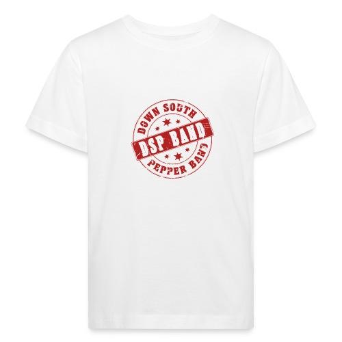 DSP band logo - Kids' Organic T-Shirt