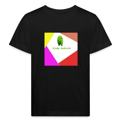 Study Android - Camiseta ecológica niño
