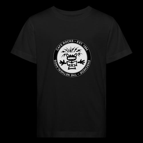 Emblem BW - Kinderen Bio-T-shirt