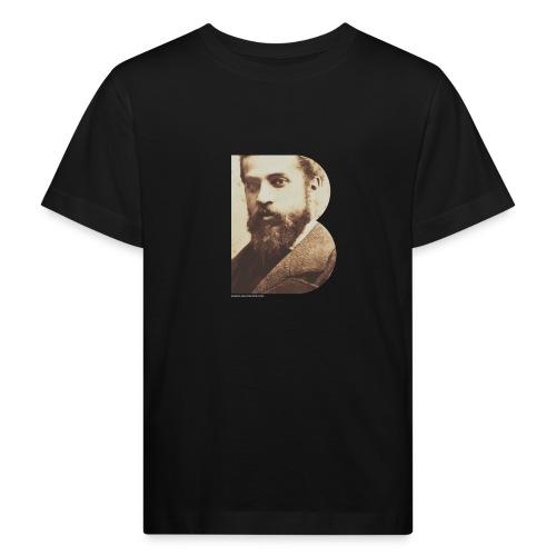 BT_GAUDI_ILLUSTRATOR - Kids' Organic T-Shirt