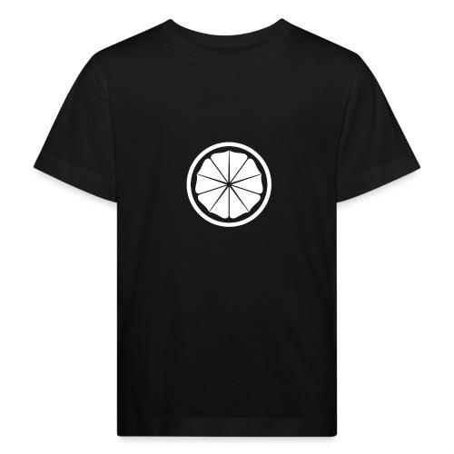 Seishinkai Karate Kamon white - Kids' Organic T-Shirt