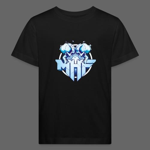 MHF New Logo - Kids' Organic T-Shirt