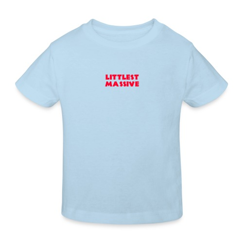 littlest-massive - Kids' Organic T-Shirt