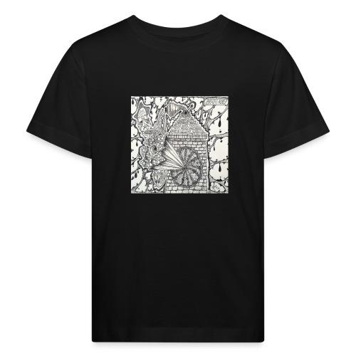Brain Ache - Kids' Organic T-Shirt