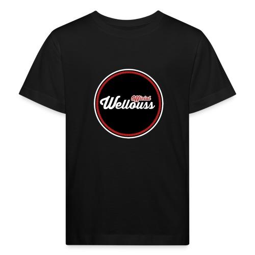 Wellouss Fan T-shirt | Rood - Kinderen Bio-T-shirt