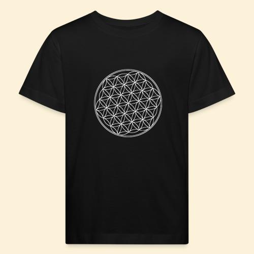 Lebensblume - Kinder Bio-T-Shirt
