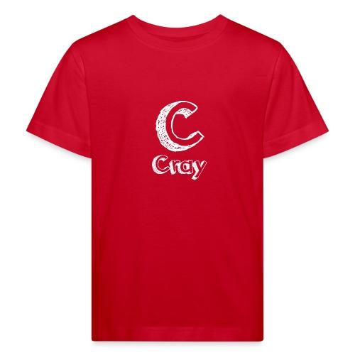 Cray Hoddie - Kinder Bio-T-Shirt