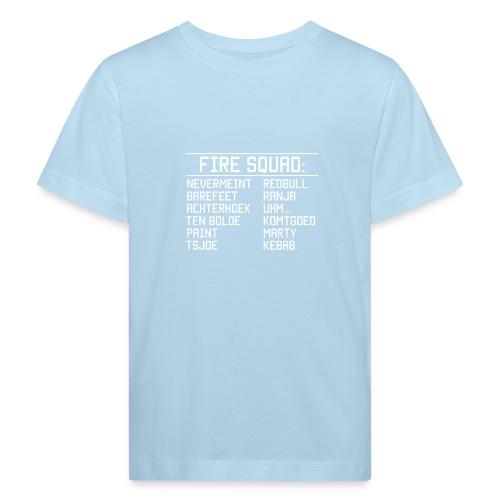 8DArmyTekst v001 - Kinderen Bio-T-shirt