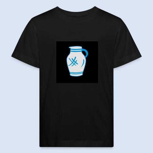 Mein Frankfurt Bembeltown - Kinder Bio-T-Shirt