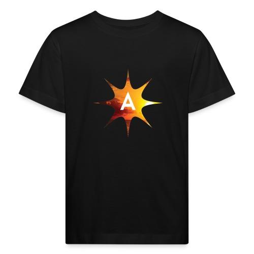 Sunshine Hoodie White - Ekologiczna koszulka dziecięca