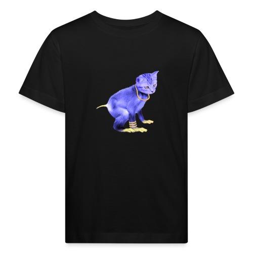MonkeyCat - Maglietta ecologica per bambini