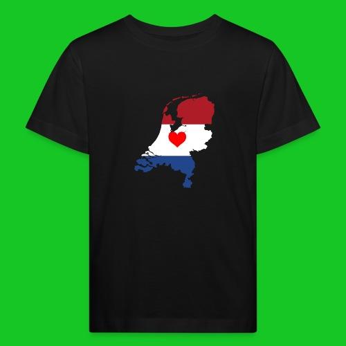 Ik hou van Holland - Kinderen Bio-T-shirt