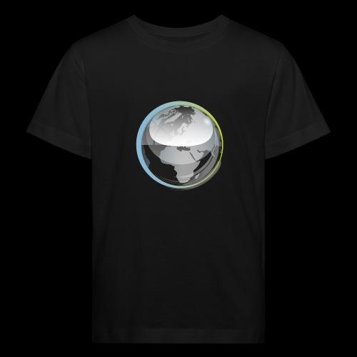 beeldmerk puretrance transparant png - Kids' Organic T-Shirt