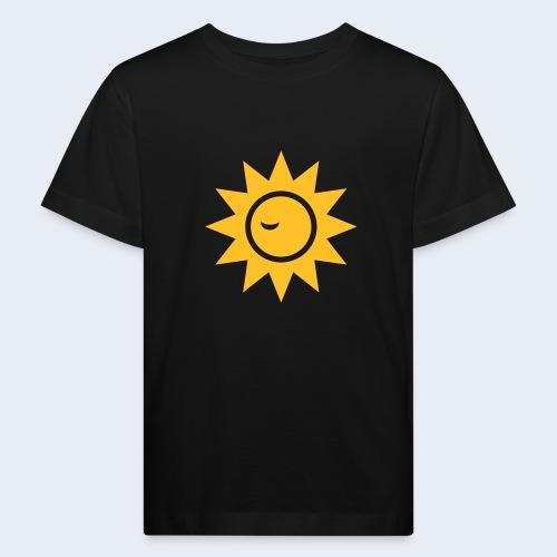Winky Sun - Kinderen Bio-T-shirt
