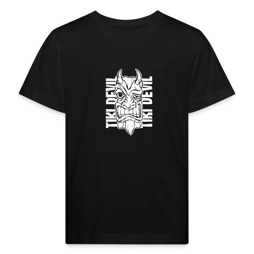 tiki devil - Kinder Bio-T-Shirt
