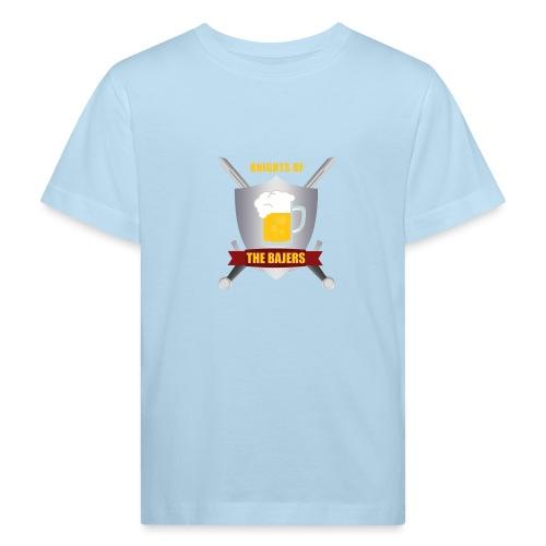 Knights of The Bajers - Organic børne shirt