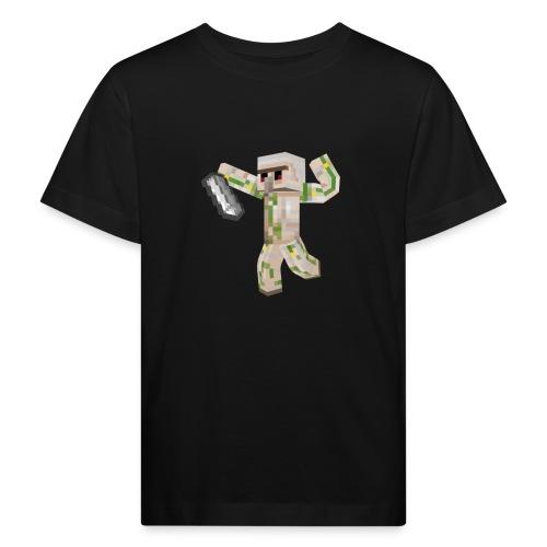 Starka GolemGamingYT - Ekologisk T-shirt barn