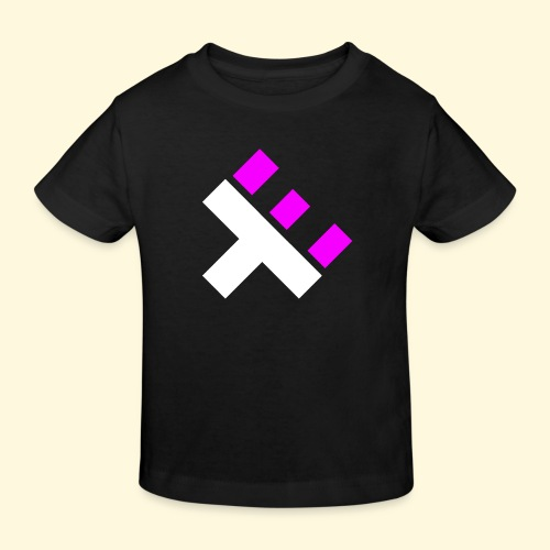 xEnO Logo - xEnO Eclipse - Kids' Organic T-Shirt