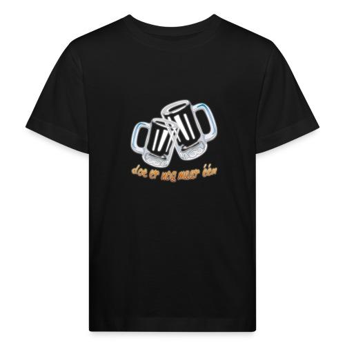 Doe er nog maar een Shirt png - Kinderen Bio-T-shirt