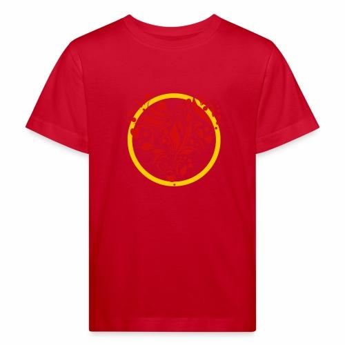 Herzemblem - Kinder Bio-T-Shirt