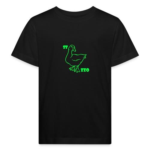 REBUS...STOCAZZO - Maglietta ecologica per bambini