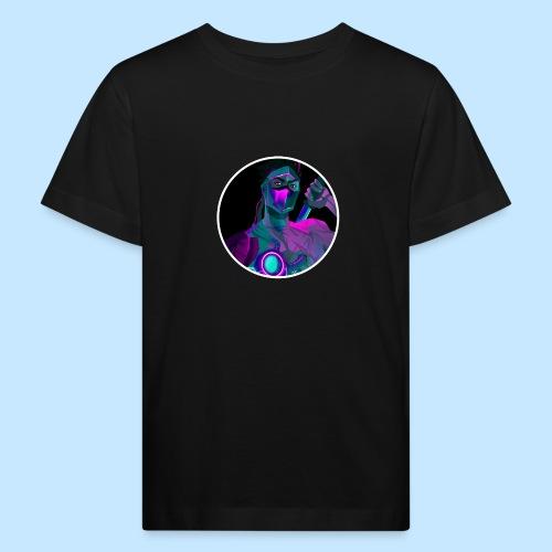 Neon Genji - Kids' Organic T-Shirt