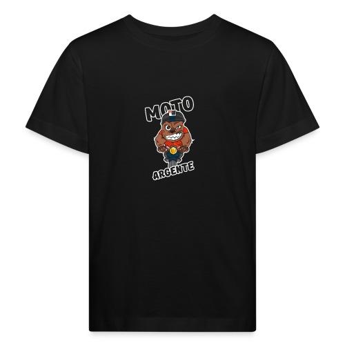 moto argente - T-shirt bio Enfant