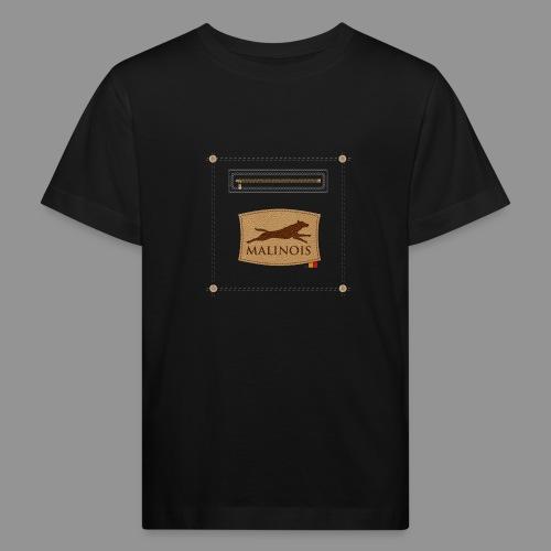 Belgian shepherd Malinois - Kids' Organic T-Shirt