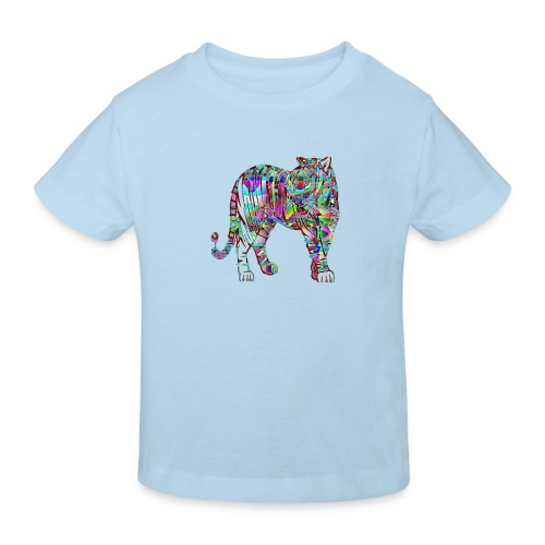 Tigre - T-shirt bio Enfant