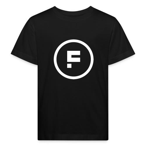 Logo_Rond_3500x3500 - Kinderen Bio-T-shirt