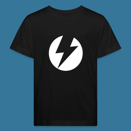 BlueSparks - White - Kids' Organic T-Shirt