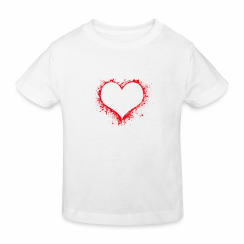 Love you - Kinder Bio-T-Shirt