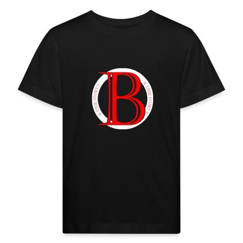 Wit Rood logo - Kinderen Bio-T-shirt