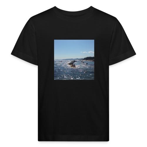 Mer avec roches - T-shirt bio Enfant