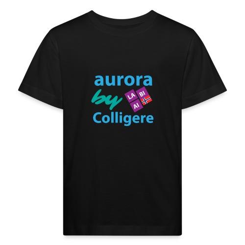 Aurora by Colligere - Økologisk T-skjorte for barn