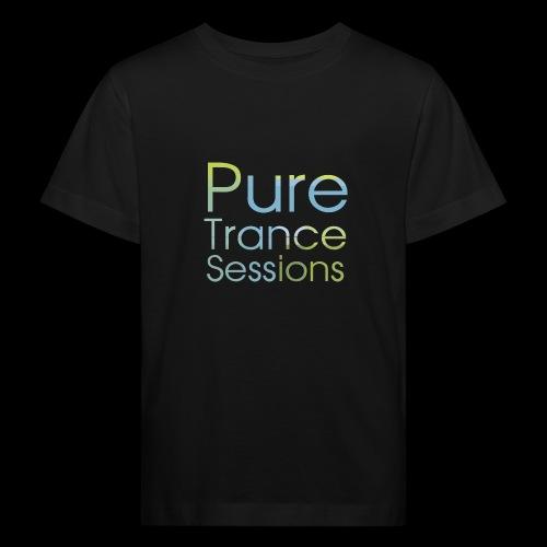 pts text hd - Kids' Organic T-Shirt