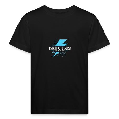KETONES - Instant Energy Tasse - Kinder Bio-T-Shirt