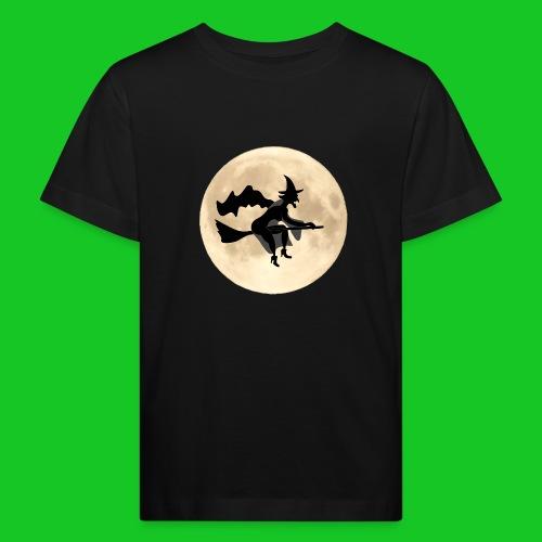 Sexy heks - Kinderen Bio-T-shirt