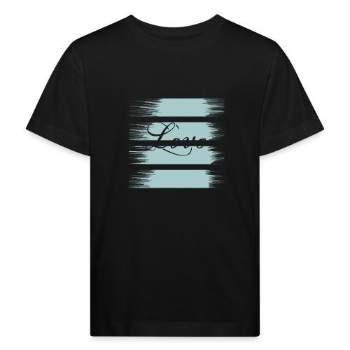 liebe - Kinder Bio-T-Shirt