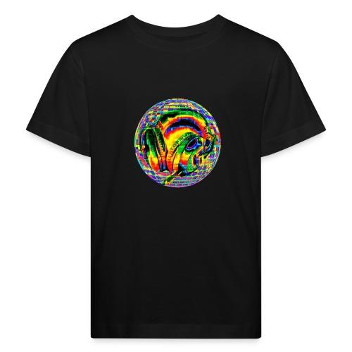 Casque à facettes - T-shirt bio Enfant