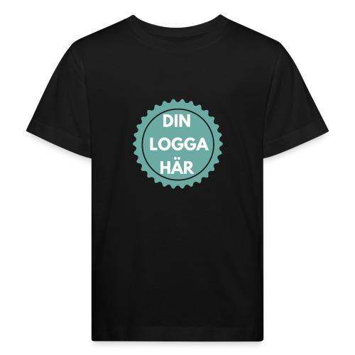 Egen Logga - Ekologisk T-shirt barn