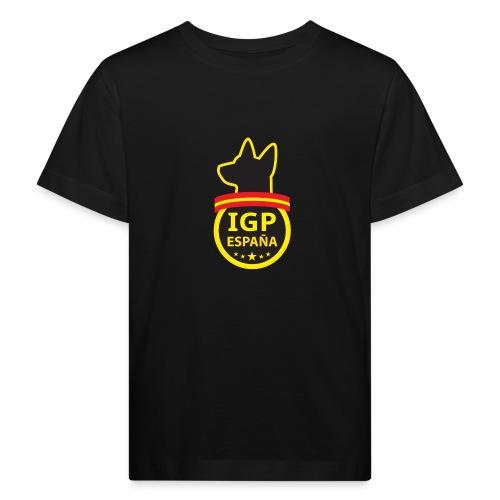 IGP España - Camiseta ecológica niño