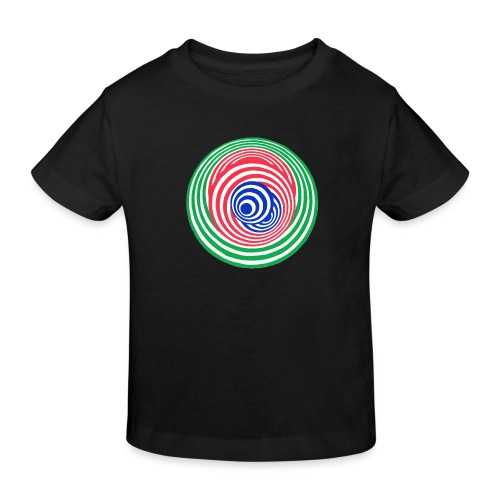 Tricky - Kids' Organic T-Shirt