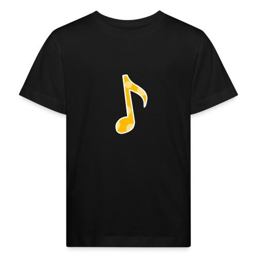 Basic logo - Kids' Organic T-Shirt