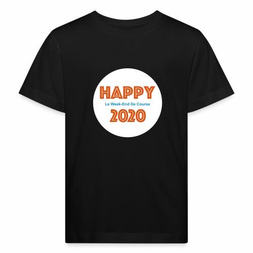 Happy 2020 - T-shirt bio Enfant