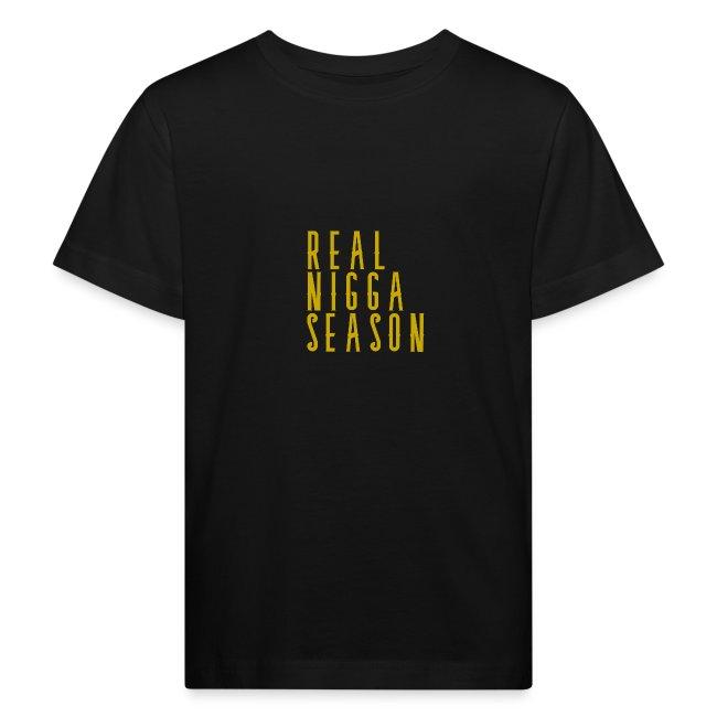 real nigga season goud