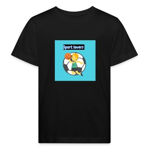 sport - Ekologisk T-shirt barn